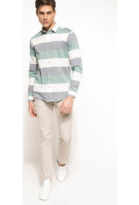 Defacto Erkek Paco Slim Fit Chino Pantolon