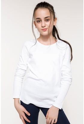 Defacto Kız Çocuk Basic Uzun Kollu Body