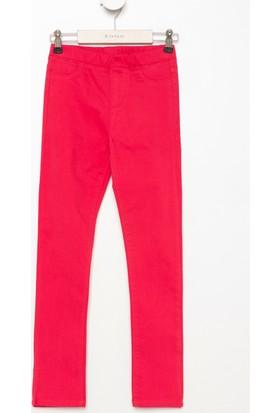 Defacto Kız Çocuk Slim Fit Gabardin Pantolon
