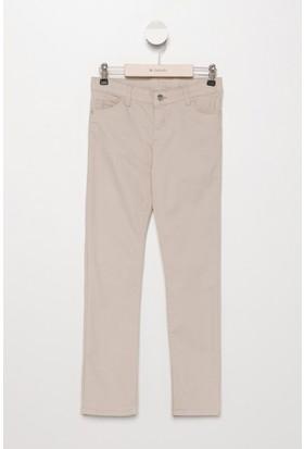 Defacto Kız Çocuk 5 Cep Gabardin Pantolon