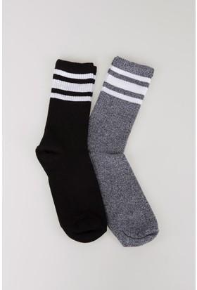 Defacto Erkek Soket Çorap