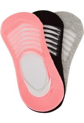 Defacto Kadın Kısa Çorap