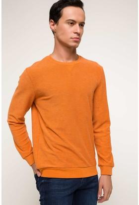 Defacto Erkek Slim Fit Sweatshirt