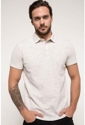 Defacto Erkek Basic Polo Yaka T-Shirt
