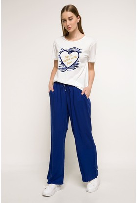 Defacto Kadın Rahat Kesim Pantolon