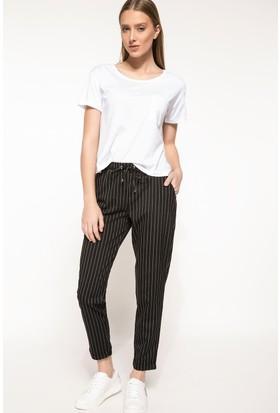 Defacto Kadın Beli Lastikli Pantolon