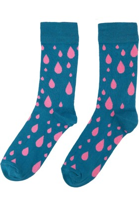 Defacto Kadın Puantiyeli Çorap