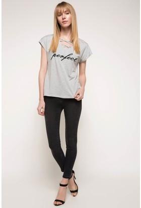Defacto Kadın Skinny Denim Pantolon