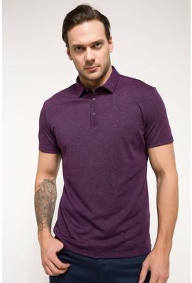 Defacto Erkek Slim Fit Kısa Kollu Polo T-Shirt