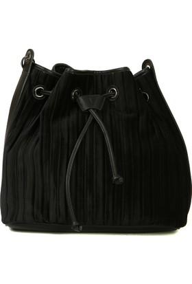 Lookat Siyah Renk Bayan Çanta Omuz Çantası