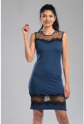 Sosyete Pazarda Kadın Elbise Trendy