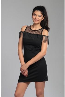 Sosyete Pazarda Kadın Elbise Fixy