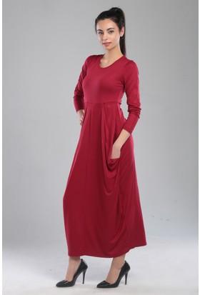 Sosyete Pazarda Kadın Elbise Cangu