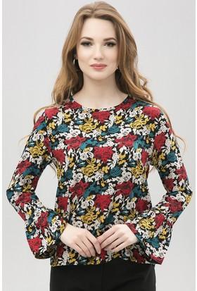 New Laviva 650-2138 Kadın Bluz