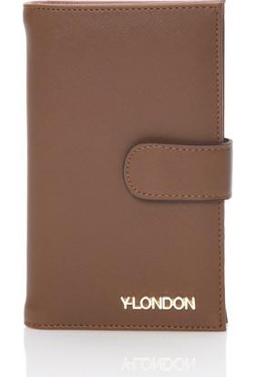 Y-London 8Y444001-01 Kadın Cüzdan