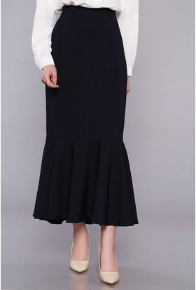 Zemin Giyim Kadın Balik Etek-021