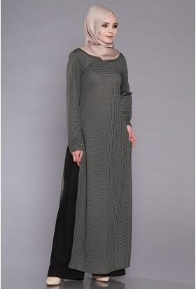 Zemin Giyim Hint Elbise Takım-1112