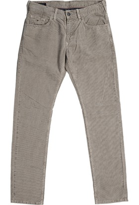 Tommy Hilfiger 0857819992-077 Erkek Kadife Pantolon