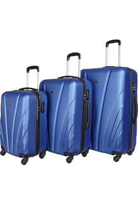 Fossil Set Valiz Fs1119-Set Mavi