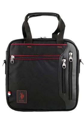 U.S. Polo Assn. Evrak Çantası PLEVR8413 Siyah