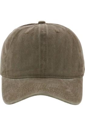 Laslusa Düz Renk Beyzbol Cap Şapka