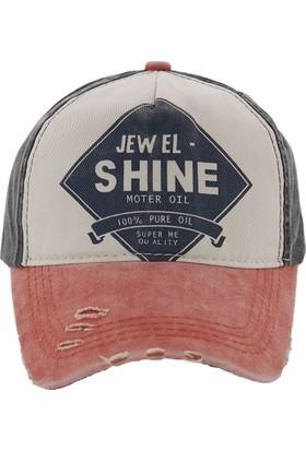 Laslusa Jewel Shine Beyzbol Cap Şapka
