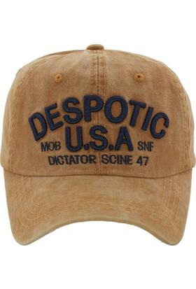 Laslusa Despotic Usa Beyzbol Cap Şapka