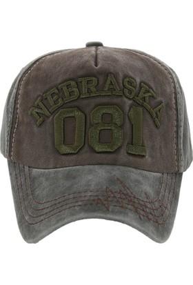 Laslusa Nebraska 081 Beyzbol Cap Şapka