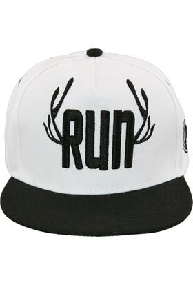 Laslusa Run Hip Hop Snapback Şapka