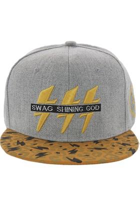 Laslusa Swag Shinning Hip Hop Snapback Şapka