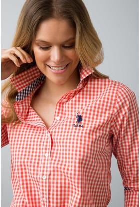 U.S. Polo Assn. Dokuma Gömlek 50188655-Vr039