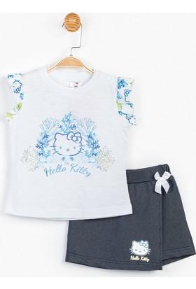 Hello Kitty Bebek Şortlu Takım 12981