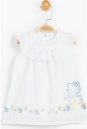 Superman Hello Kitty Bebek Elbise 12986