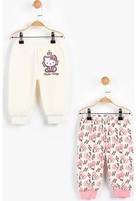 Hello Kitty Bebek 2'li Patiksiz Alt 5681