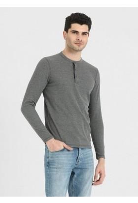 Loft Uzun Kollu Erkek T-Shirt Lf2016837