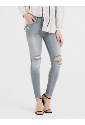 Loft Nicole Skinny Fit Kadın Kot Pantolon 2017300