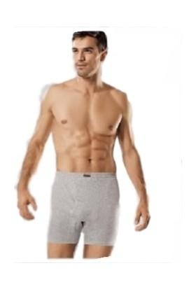 Tutku 6'lı Paket 0111 Rib Erkek Boxer Arjantin