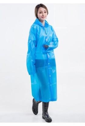 Pratik Şeyler Kalın Yağmurluk