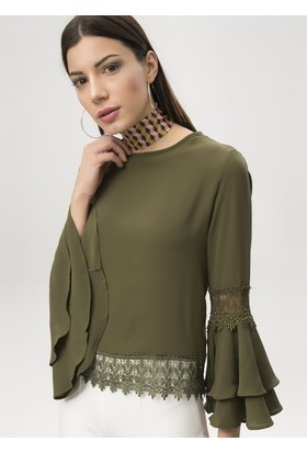 New Laviva 650-2078 Kadın Bluz