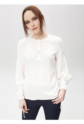 New Laviva 650-2107 Kadın Gömlek