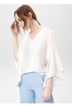New Laviva 650-2148 Kadın Gömlek
