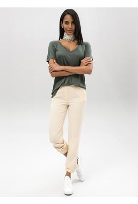New Laviva 650-2160-1 Kadın Pantolon