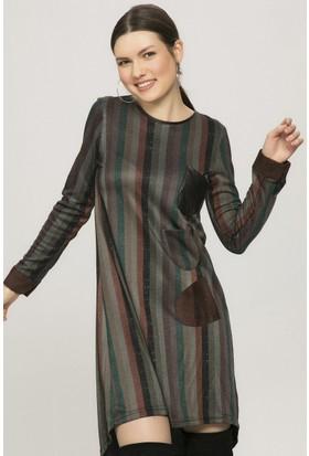 Bfg Moda 753-588-1840 Kadın Elbise