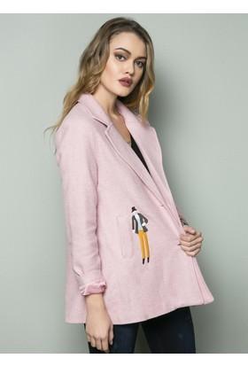 Bfg Moda 753-588-2067 Kadın Ceket