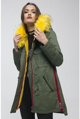 Fashion Box London 960-FBL-M11802 Kadın Kaban