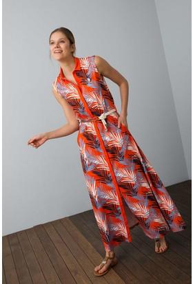 U.S. Polo Assn. Örme Elbise 50186799-Vr031