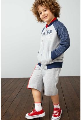 U.S. Polo Assn. Sweatshirt 50187215-Vr086