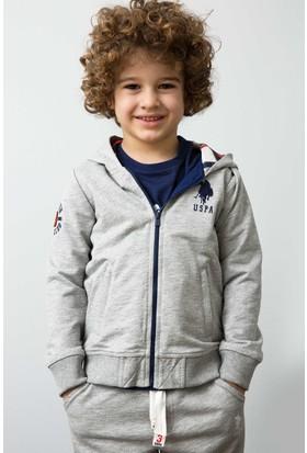U.S. Polo Assn. Sweatshirt 50187217-Vr086
