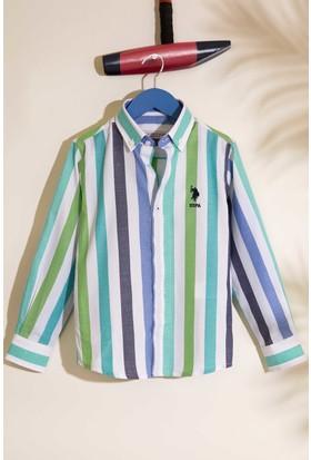 U.S. Polo Assn. Dokuma Gömlek 50188115-Vr054
