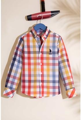 U.S. Polo Assn. Dokuma Gömlek 50188555-Vr030